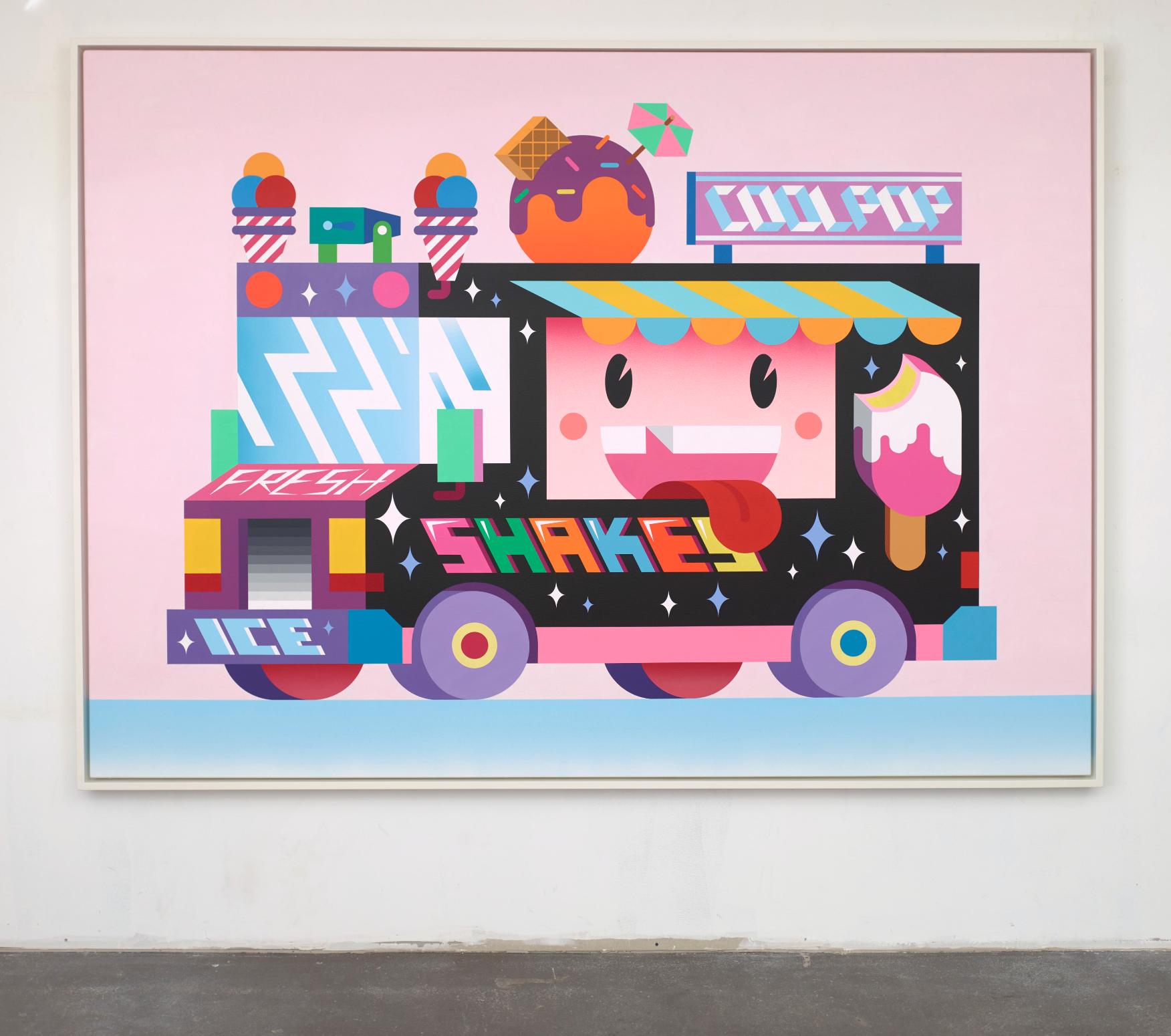 Doppeldenk | Affenfaust Galerie