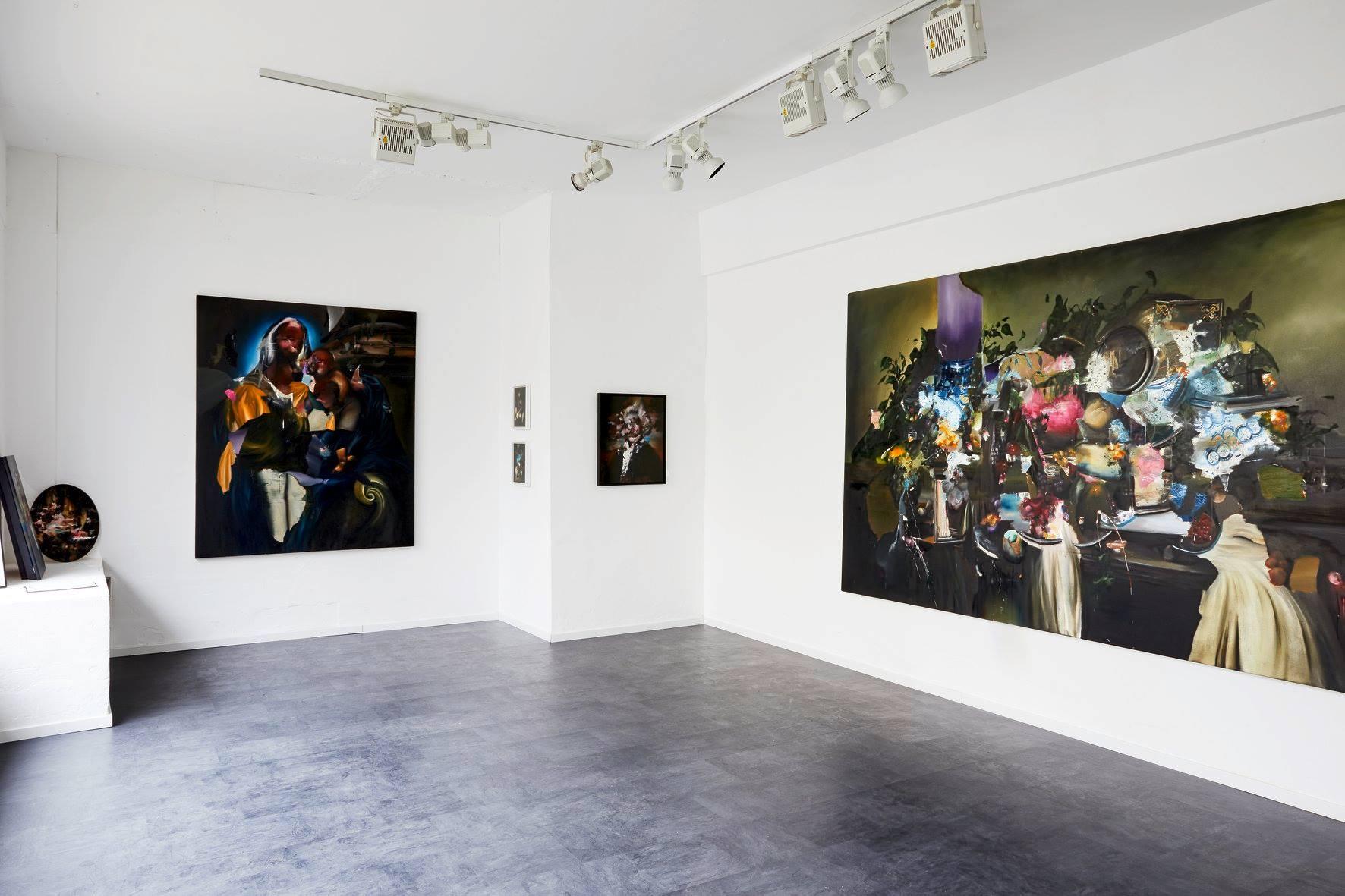 Paul Roosen Contemporary   Affenfaust Galerie