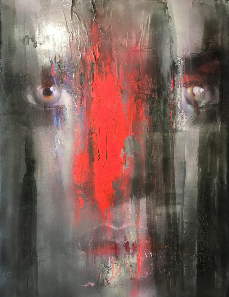 Corinna Holthusen Elmar Lause Surfaces Ii | Affenfaust Galerie