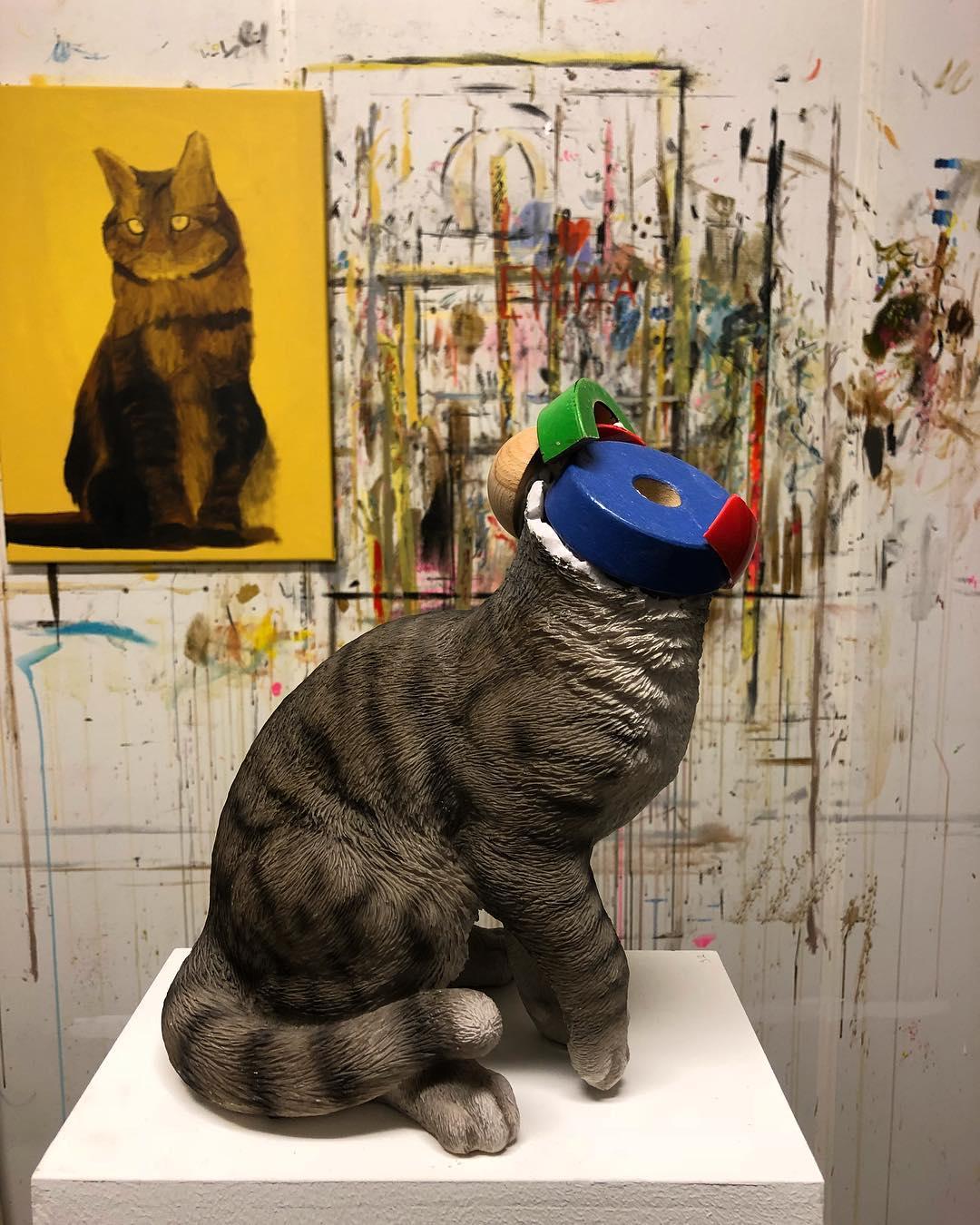 Groupshow Katzen Gehen Immer Noch | Affenfaust Galerie