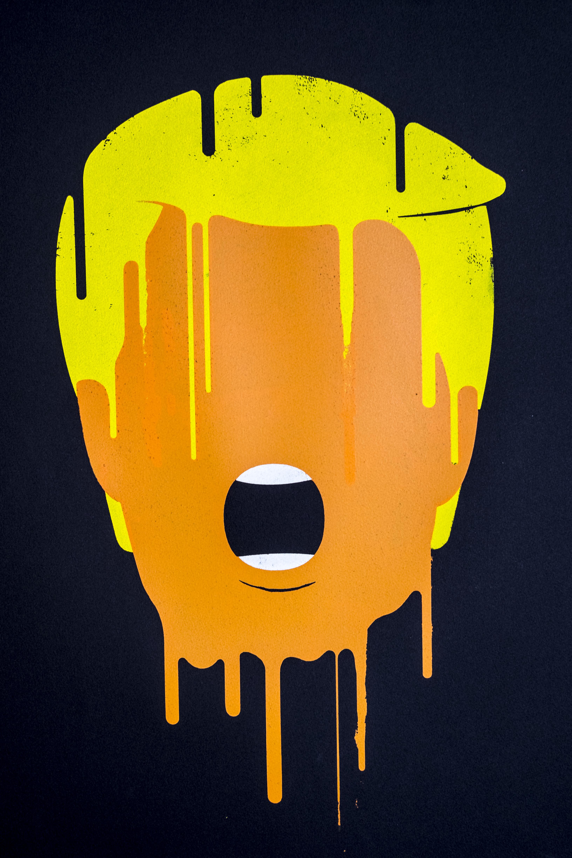 Edel Rodriguez Meltdown | Affenfaust Galerie