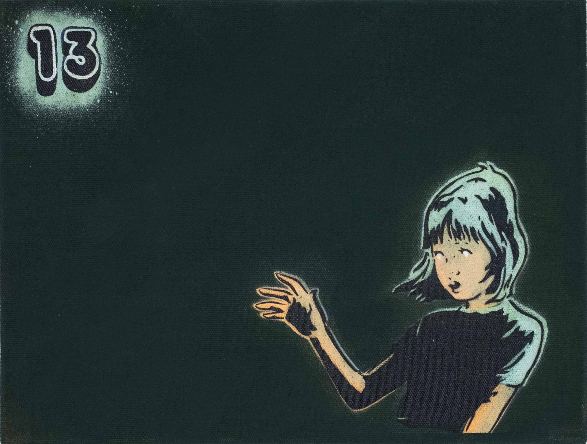 Mando Marie - Taken By The Glow 13